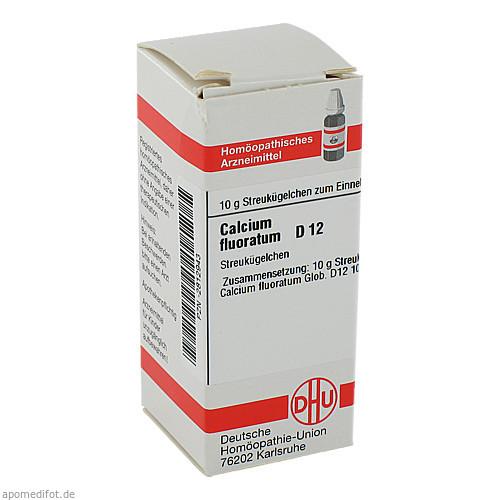 CALCIUM FLUORAT D12, 10 G, Dhu-Arzneimittel GmbH & Co. KG