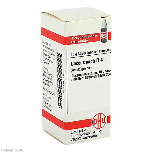 COCCUS CACTI D 4, 10 G, Dhu-Arzneimittel GmbH & Co. KG