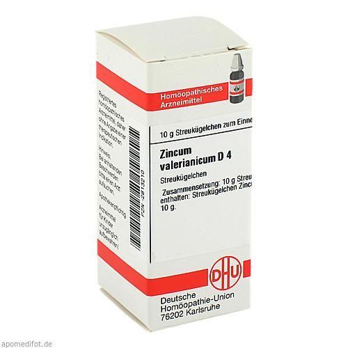 ZINCUM VALER D 4, 10 G, Dhu-Arzneimittel GmbH & Co. KG