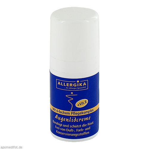 ALLERGIKA Augenlidcreme, 15 ML, Allergika Pharma GmbH