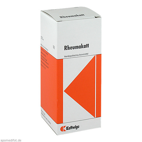 Rheumakatt, 100 ML, Kattwiga Arzneimittel GmbH