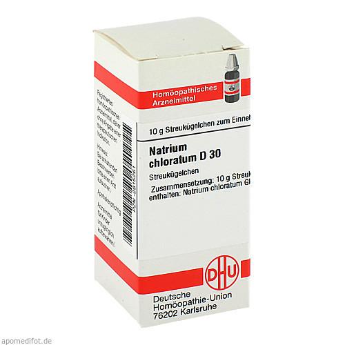 NATRIUM CHLORAT D30, 10 G, Dhu-Arzneimittel GmbH & Co. KG