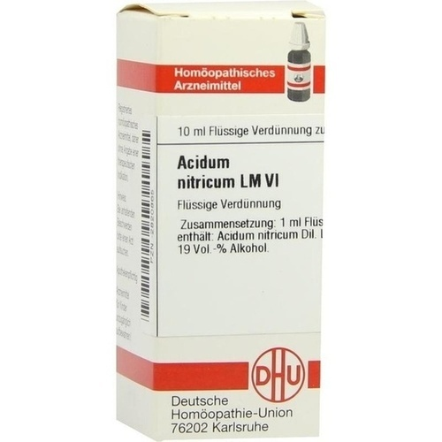 LM ACID NITR VI, 10 ML, Dhu-Arzneimittel GmbH & Co. KG