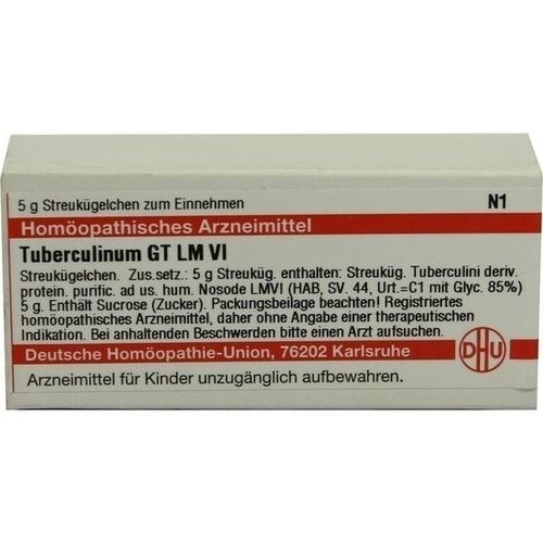 LM TUBERCULINUM GT VI, 5 G, Dhu-Arzneimittel GmbH & Co. KG