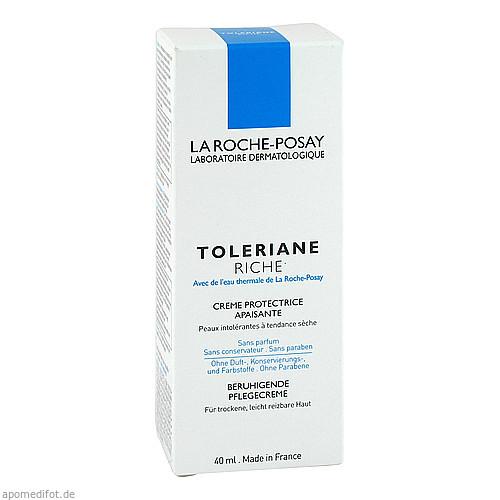 ROCHE POSAY TOLERIANE reichhaltig neue Verp., 40 ML, L'Oréal Deutschland GmbH