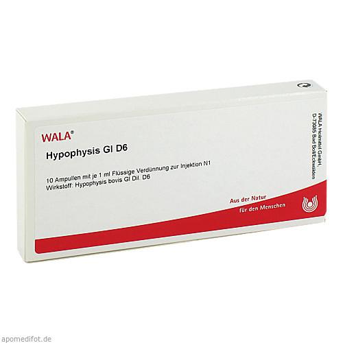 HYPOPHYSIS GL D 6, 10X1 ML, Wala Heilmittel GmbH