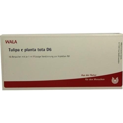 TULIPA E PLANTA TOTA D 6, 10X1 ML, Wala Heilmittel GmbH