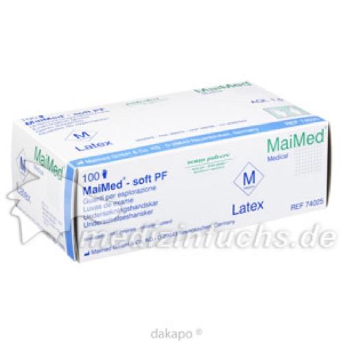 Maimed-soft PF Gr.M unsteril, 100 ST, Maimed GmbH