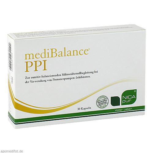 NICApur Medibalance PPI, 30 ST, NICApur GmbH & Co. KG