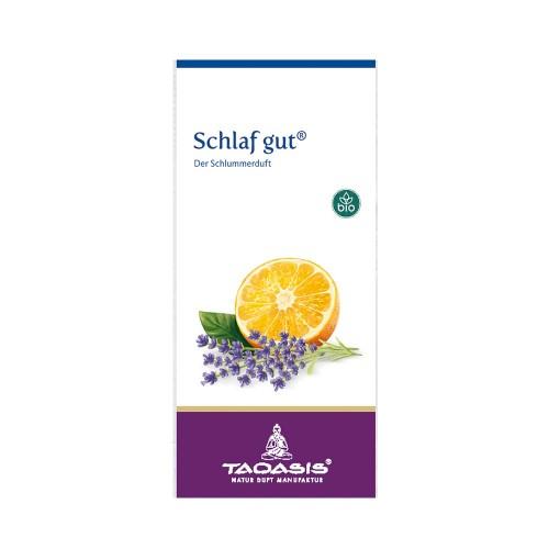 Schlaf Gut Dufttuch, 1 ST, Taoasis GmbH Natur Duft Manufaktur