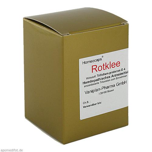 Rotklee, 60 ST, Vaniplan Pharma GmbH