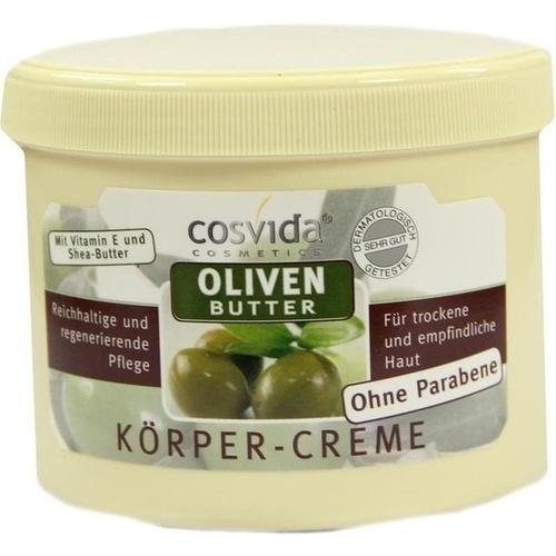 Oliven Butter Körpercreme cosvida, 500 ML, St Global GmbH