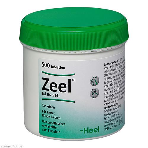ZEEL ad us.vet.Tabletten, 500 ST, Biologische Heilmittel Heel GmbH