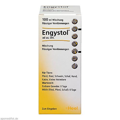 ENGYSTOL ad us.vet.Tropfen, 100 ML, Biologische Heilmittel Heel GmbH