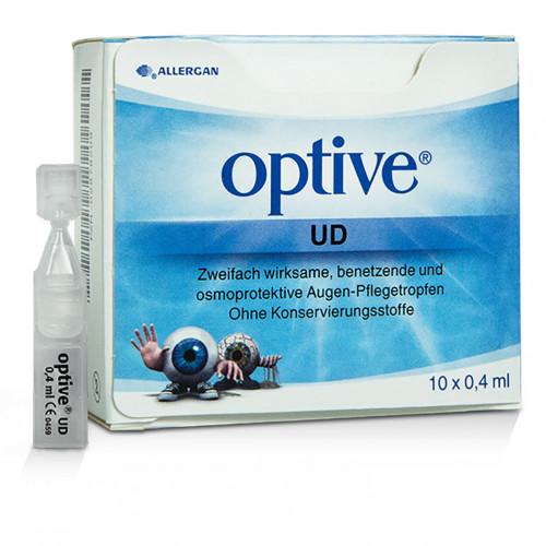 Optive UD, 10X0.4 ML, Allergan Pharmaceuticals Ireland