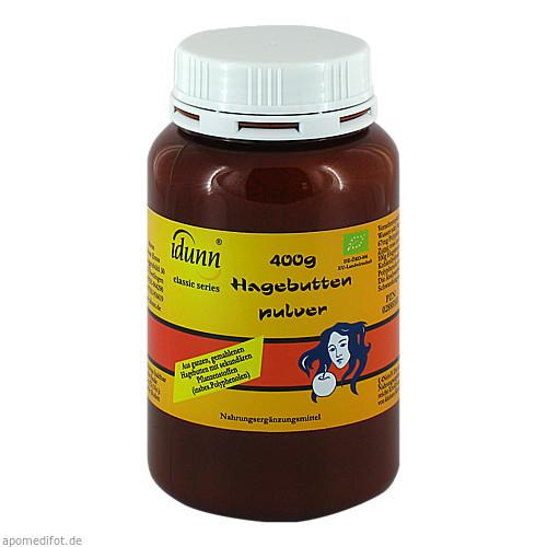 Hagebuttenpulver, 400 G, Idunn Naturprodukte