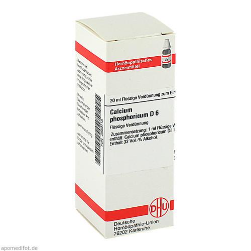 CALCIUM PHOS D 6, 20 ML, Dhu-Arzneimittel GmbH & Co. KG