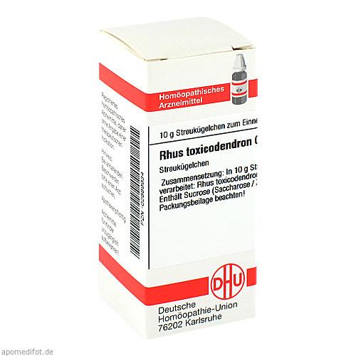 RHUS TOX C200, 10 G, Dhu-Arzneimittel GmbH & Co. KG