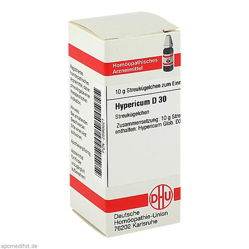 HYPERICUM D30, 10 G, Dhu-Arzneimittel GmbH & Co. KG