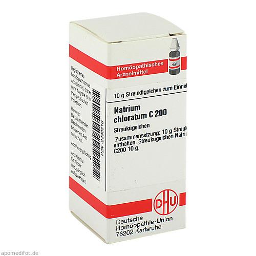 NATRIUM CHLORAT C200, 10 G, Dhu-Arzneimittel GmbH & Co. KG