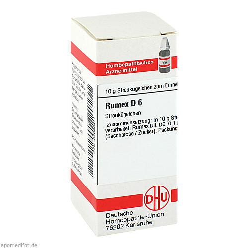 RUMEX D 6, 10 G, Dhu-Arzneimittel GmbH & Co. KG