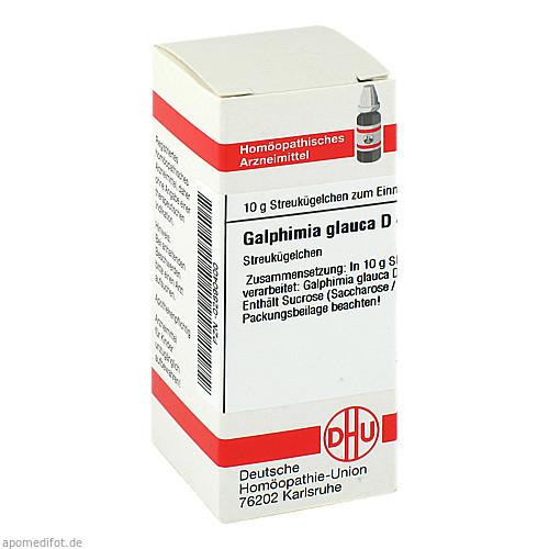 GALPHIMIA GLAUCA D 4, 10 G, Dhu-Arzneimittel GmbH & Co. KG