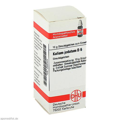 KALIUM JODAT D 6, 10 G, Dhu-Arzneimittel GmbH & Co. KG