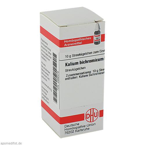 KALIUM BICHROM D12, 10 G, Dhu-Arzneimittel GmbH & Co. KG