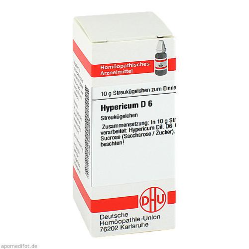 HYPERICUM D 6, 10 G, Dhu-Arzneimittel GmbH & Co. KG