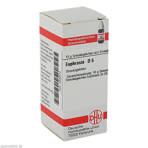 EUPHRASIA D 6, 10 G, Dhu-Arzneimittel GmbH & Co. KG
