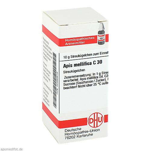 APIS MELLIFICA C30, 10 G, Dhu-Arzneimittel GmbH & Co. KG