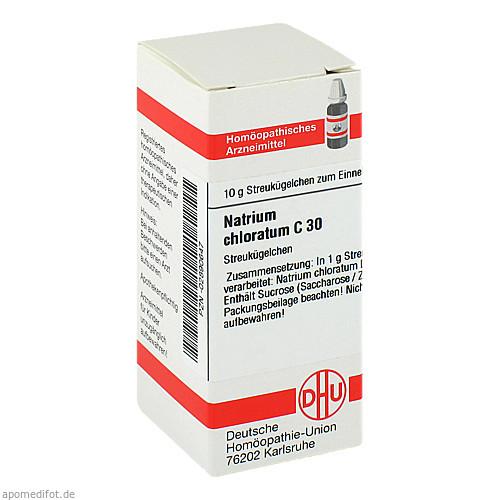 NATRIUM CHLORAT C30, 10 G, Dhu-Arzneimittel GmbH & Co. KG