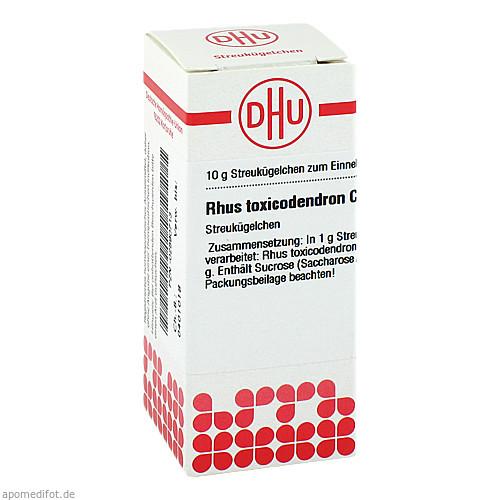 RHUS TOX C30, 10 G, Dhu-Arzneimittel GmbH & Co. KG
