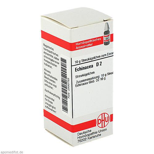 Echinacea (HAB) D 2, 10 G, Dhu-Arzneimittel GmbH & Co. KG