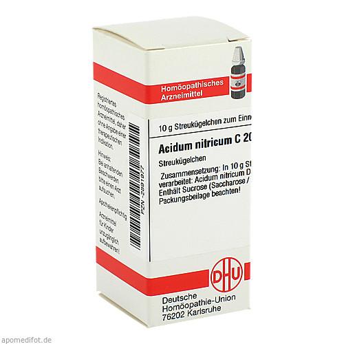 ACIDUM NITR C200, 10 G, Dhu-Arzneimittel GmbH & Co. KG