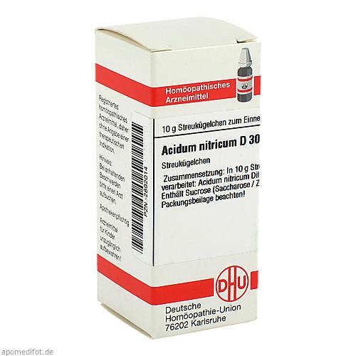 ACIDUM NITR D30, 10 G, Dhu-Arzneimittel GmbH & Co. KG