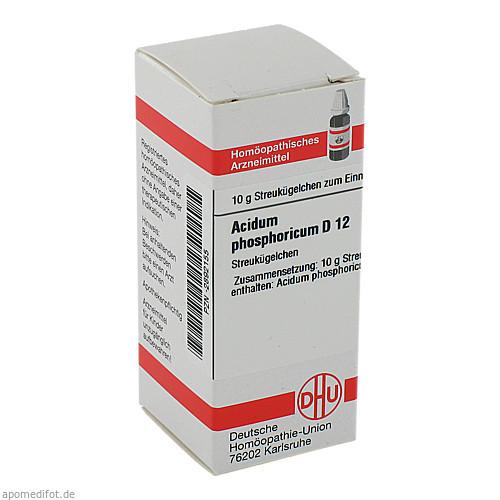 ACIDUM PHOS D12, 10 G, Dhu-Arzneimittel GmbH & Co. KG