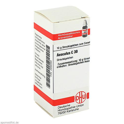 AESCULUS C30, 10 G, Dhu-Arzneimittel GmbH & Co. KG