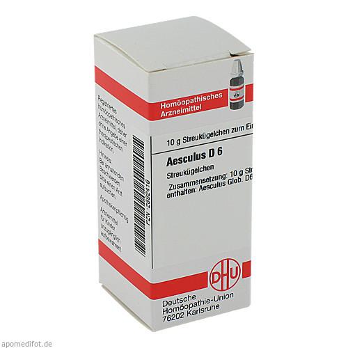 AESCULUS D 6, 10 G, Dhu-Arzneimittel GmbH & Co. KG