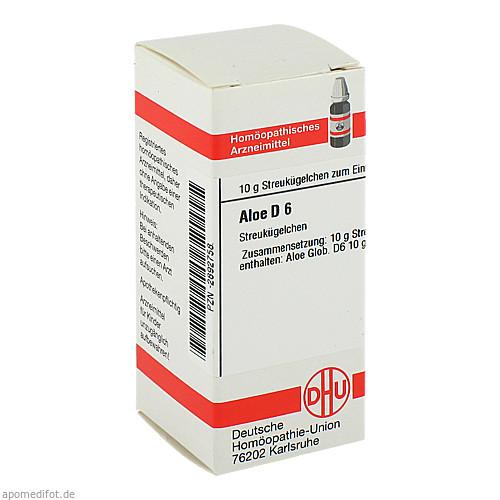 ALOE D 6, 10 G, Dhu-Arzneimittel GmbH & Co. KG