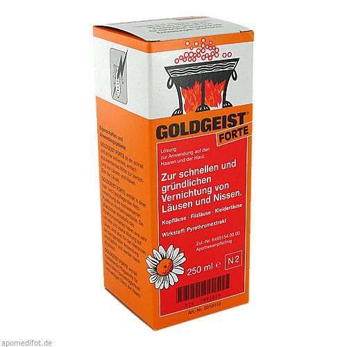 Goldgeist Forte, 250 ML, Eduard Gerlach GmbH