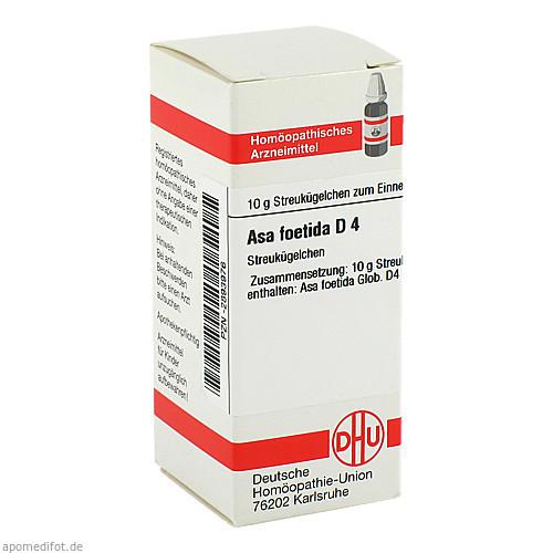 ASA FOETIDA D 4, 10 G, Dhu-Arzneimittel GmbH & Co. KG