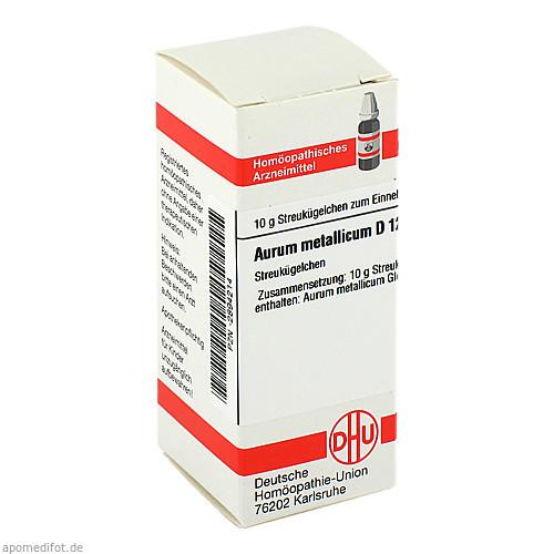 AURUM MET D12, 10 G, Dhu-Arzneimittel GmbH & Co. KG