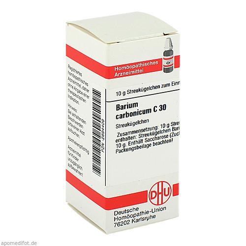 BARIUM CARB C30, 10 G, Dhu-Arzneimittel GmbH & Co. KG