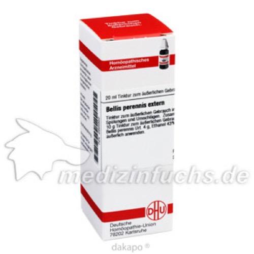BELLIS PERENNIS EXTERN, 20 ML, Dhu-Arzneimittel GmbH & Co. KG