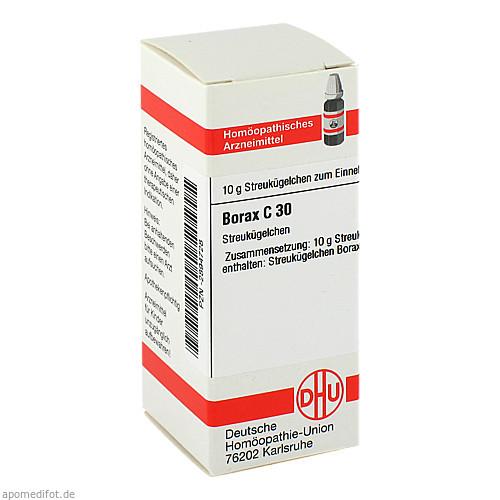 BORAX C30, 10 G, Dhu-Arzneimittel GmbH & Co. KG