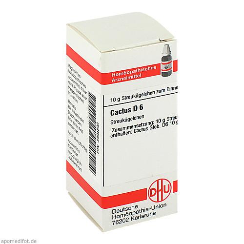 CACTUS D 6, 10 G, Dhu-Arzneimittel GmbH & Co. KG