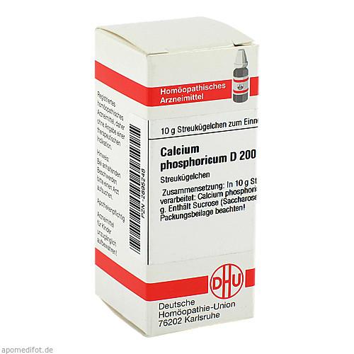 CALCIUM PHOS D200, 10 G, Dhu-Arzneimittel GmbH & Co. KG