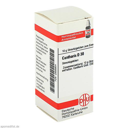 CANTHARIS D30, 10 G, Dhu-Arzneimittel GmbH & Co. KG