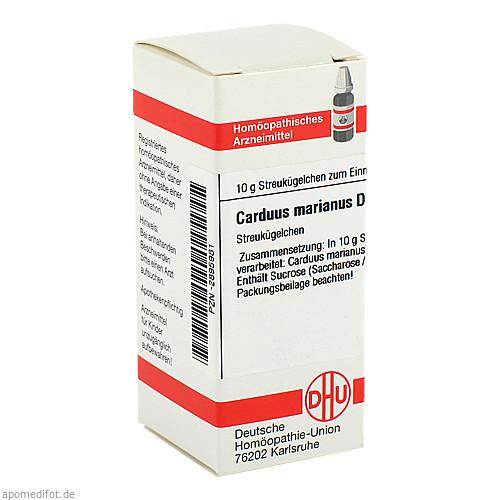 CARDUUS MAR D 2, 10 G, Dhu-Arzneimittel GmbH & Co. KG